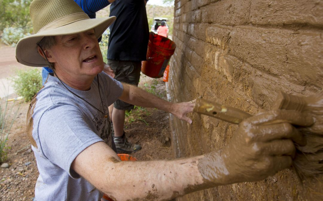 Sandra Day O'Connor's former house, a center of civility in Tempe, gets flung with mud