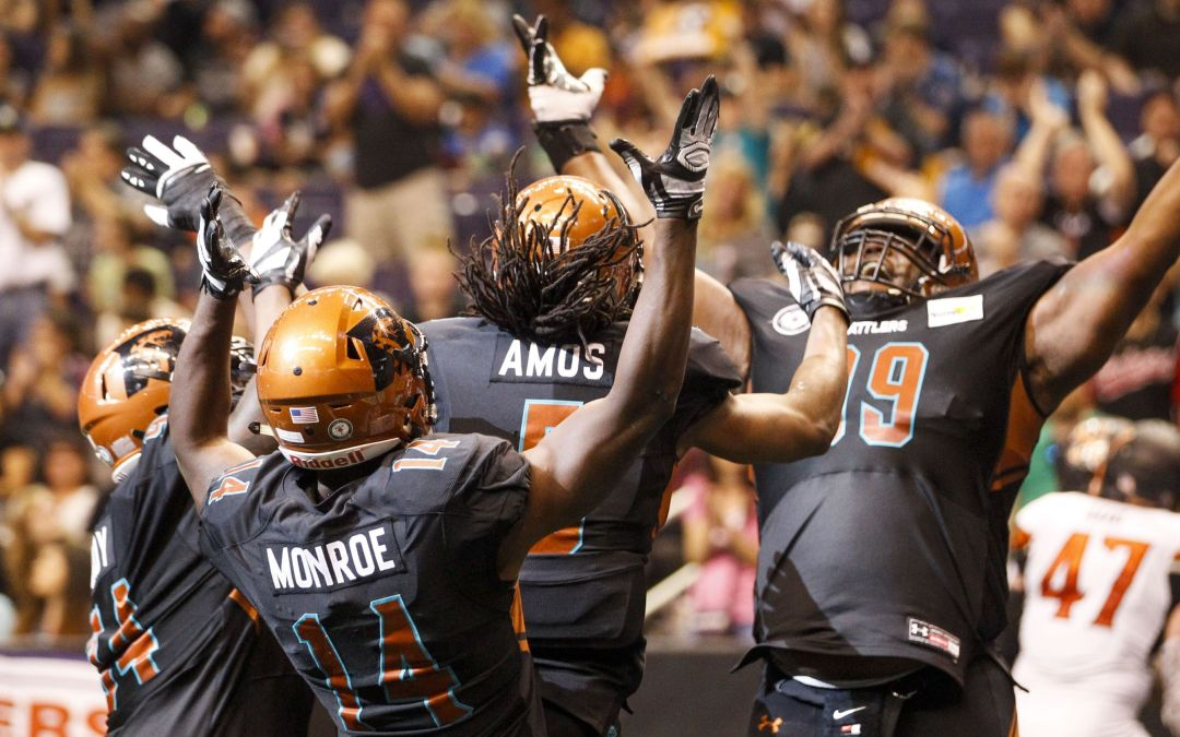 Arizona Rattlers win on the road against Spokane