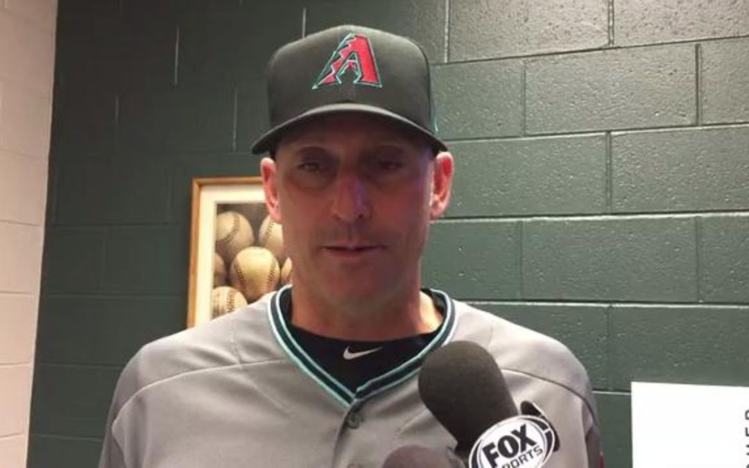Manager Torey Lovullo after win over Rockies