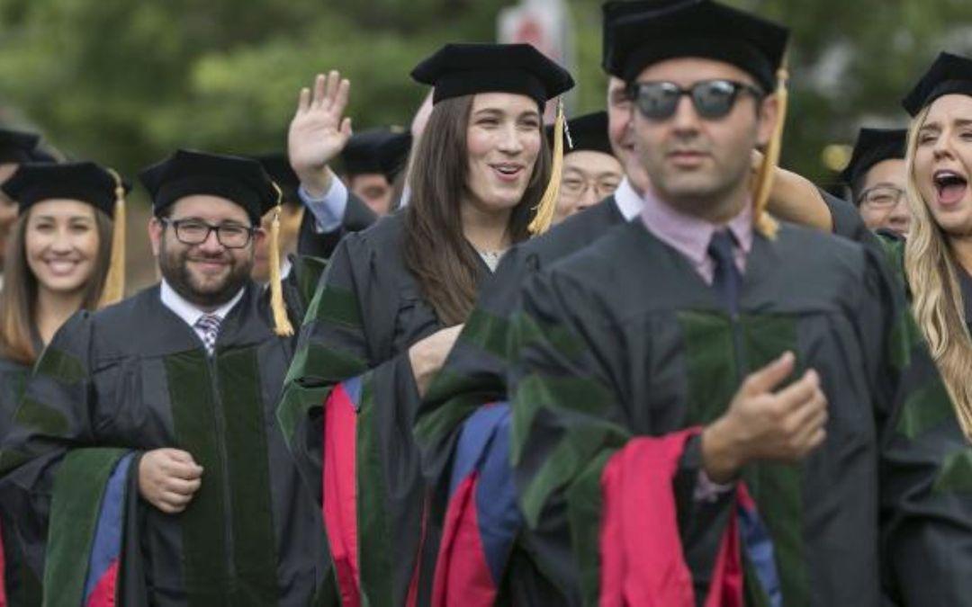 UA College of Medicine-Phoenix commencement march