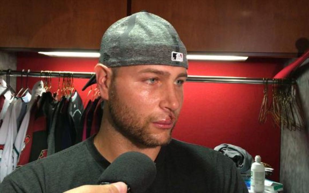 Chris Iannetta talks about scary HBP vs. Pirates