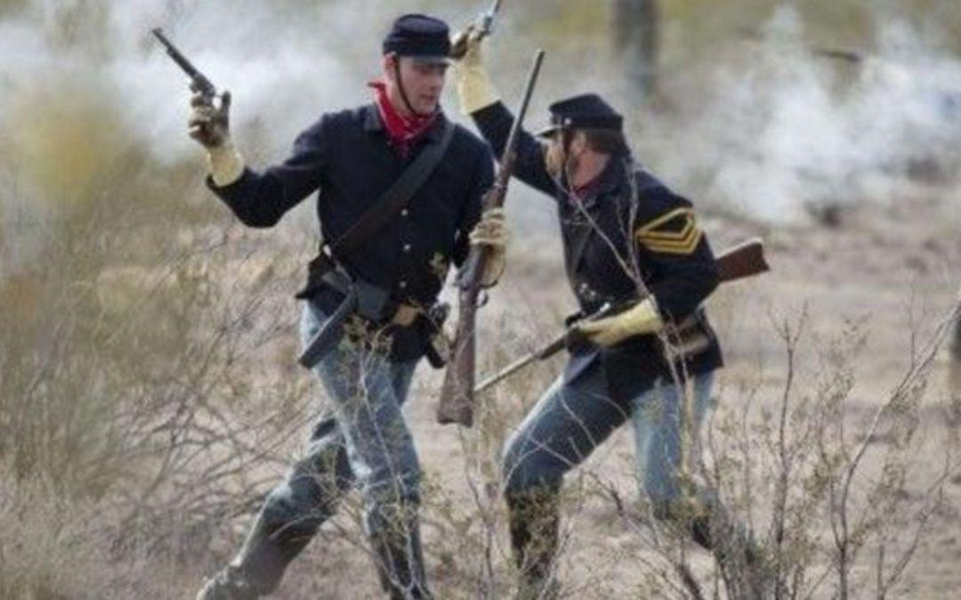 Arizona's Confederate history