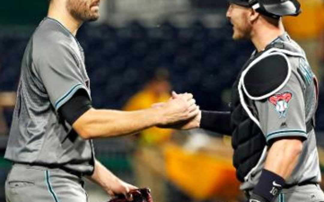 Chris Herrmann on Robbie Ray's 'outstanding' outing vs. Pirates