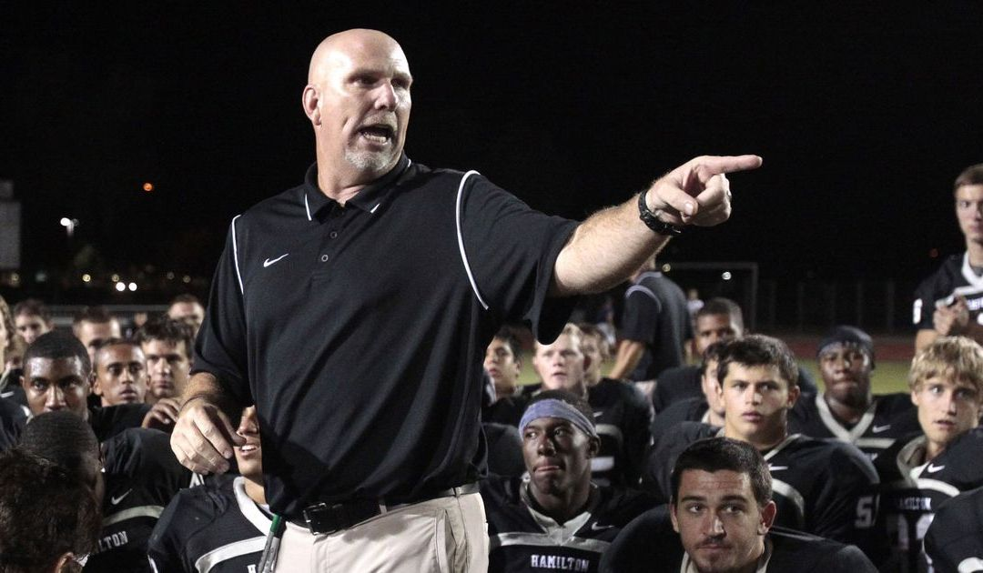 Steve Belles will not coach Hamilton football next season