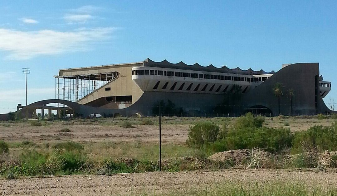 Iconic Phoenix Trotting Park along I-10 in Goodyear set for demolition