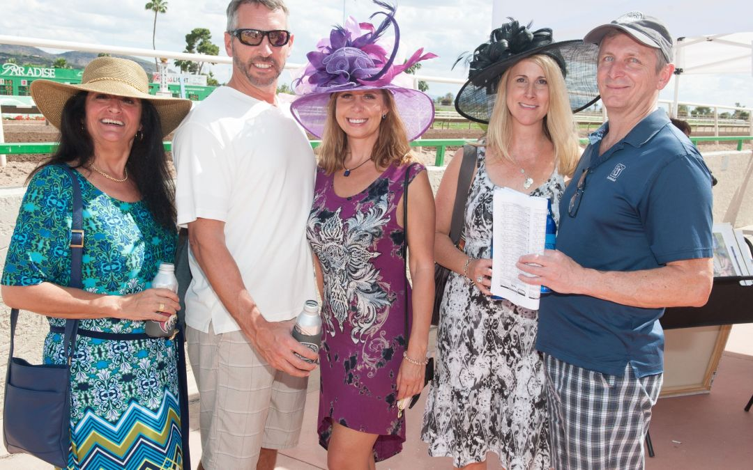 Celebrate Kentucky Derby day at Turf Paradise in Phoenix on May 6