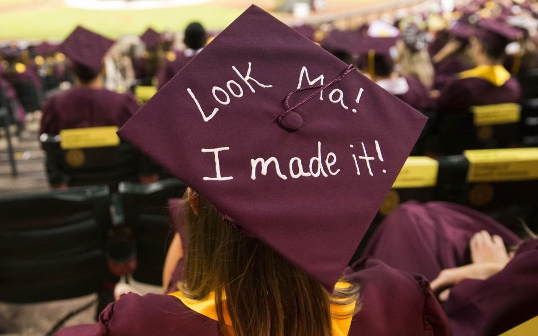 Phoenix heat wave to bow out for ASU graduation