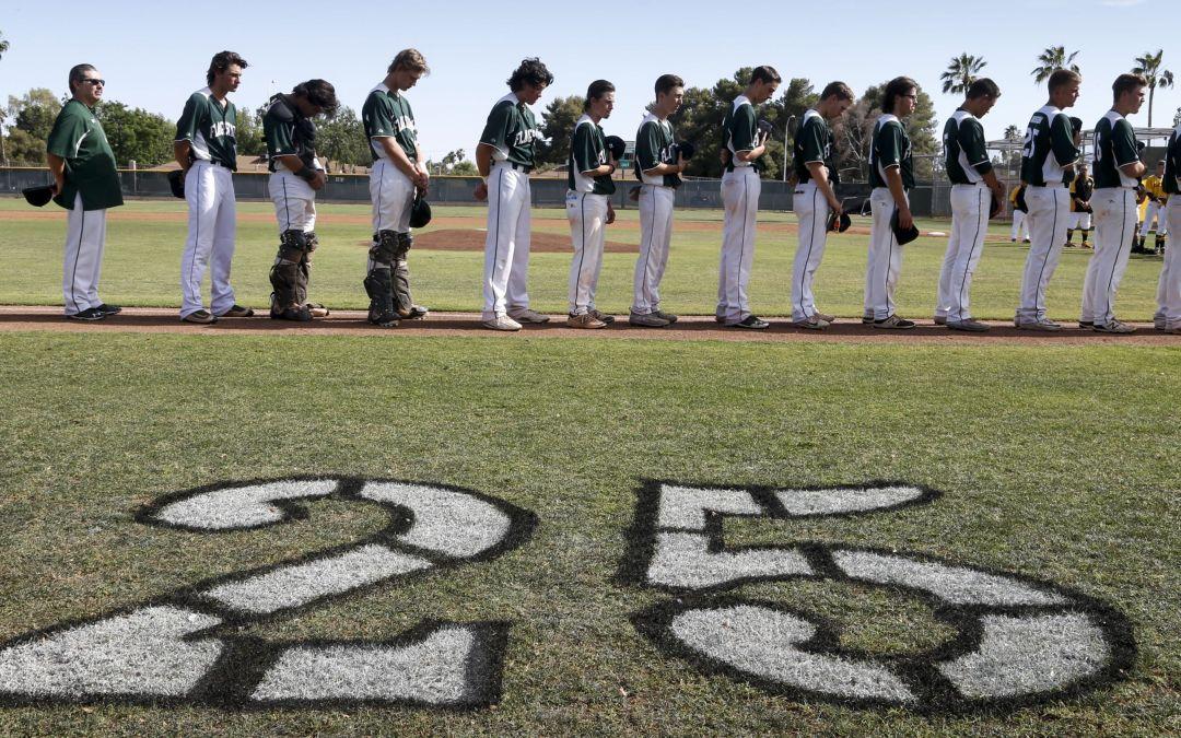 Flagstaff baseball team mourns sudden, unexpected death of Evan Wissen