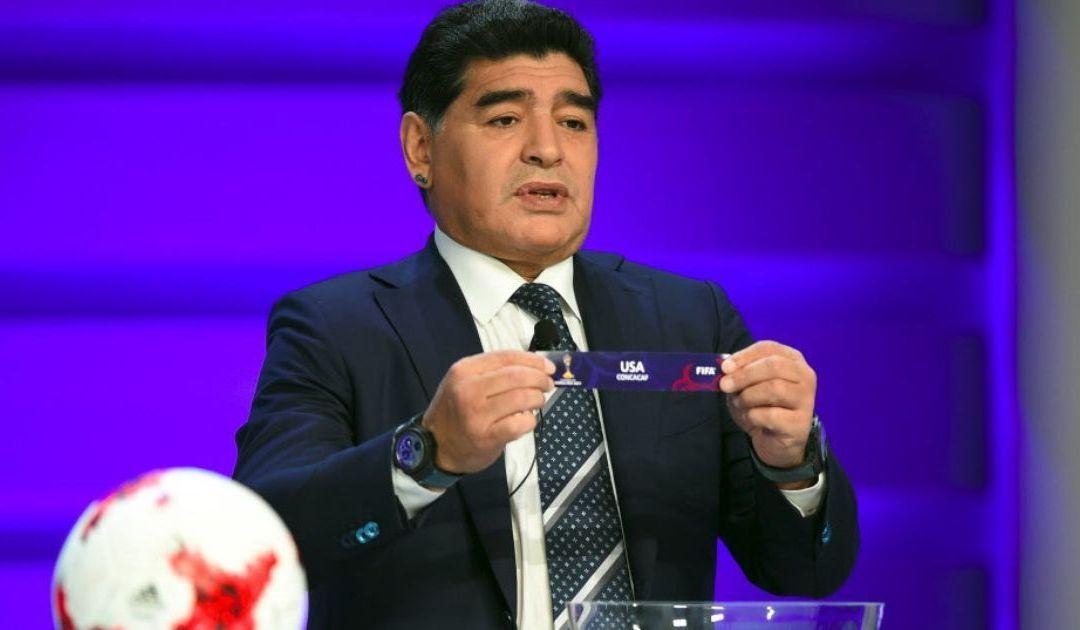 Diego Maradona named coach of second division UAE team