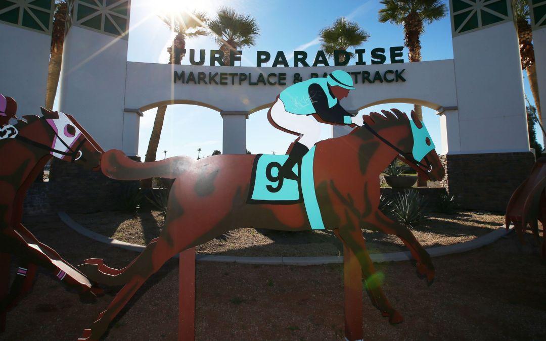 Turf Paradise feud