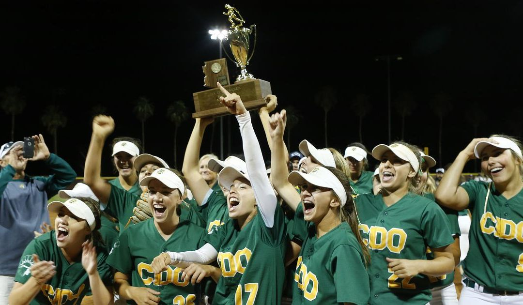 Tucson Canyon del Oro breaks through to win 4A state softball title