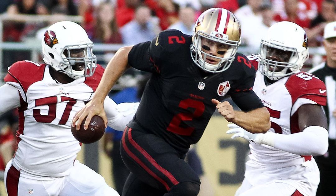 Too many QBs with Blaine Gabbert?
