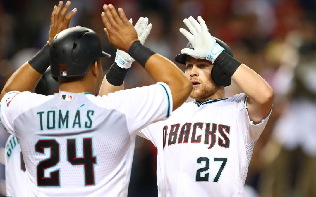 Offense back as Diamondbacks return to Chase Field
