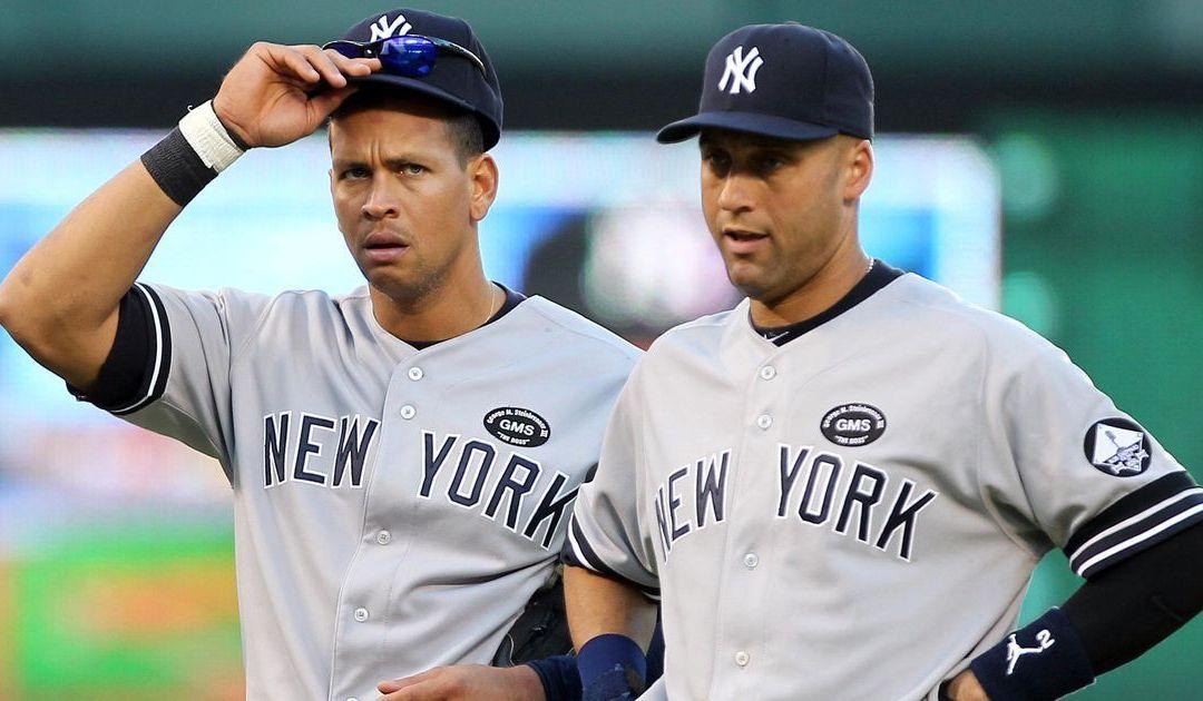 Alex Rodriguez not among ex-Yankees attending Derek Jeter Night