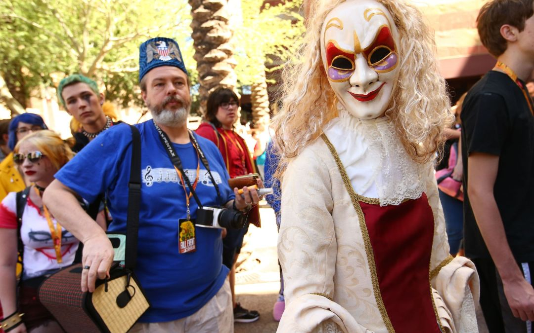 Funniest things we overheard at Phoenix Comicon 2017