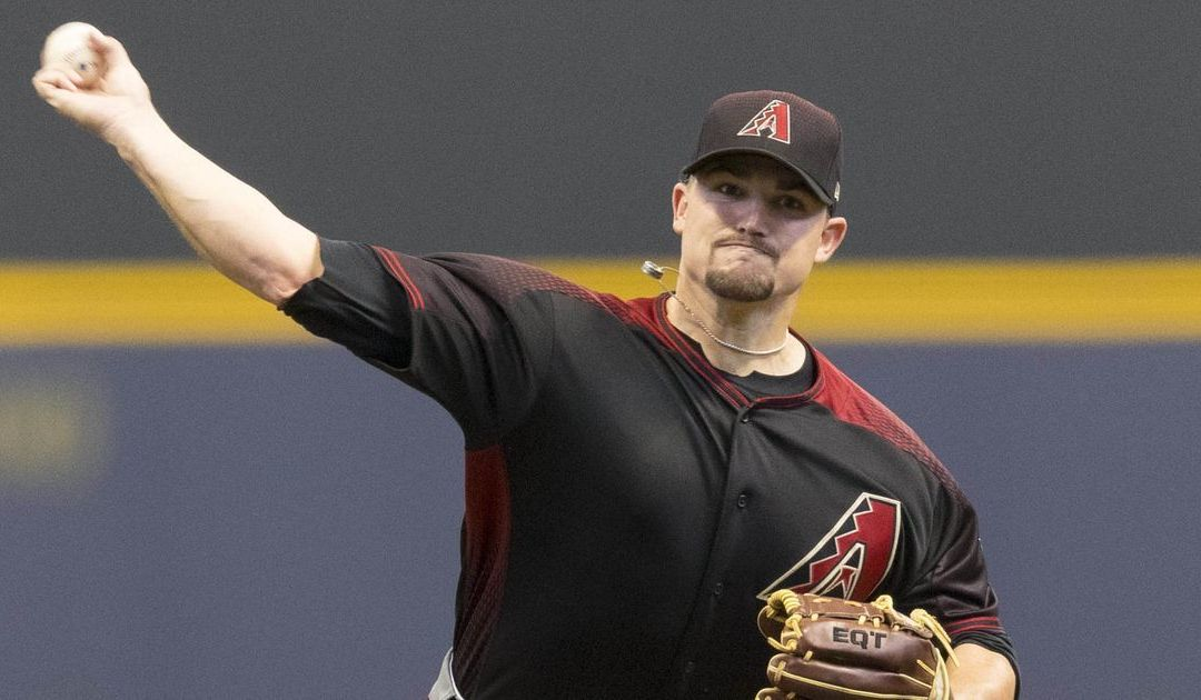 D-Backs wrap up series against Pirates with Godley on mound