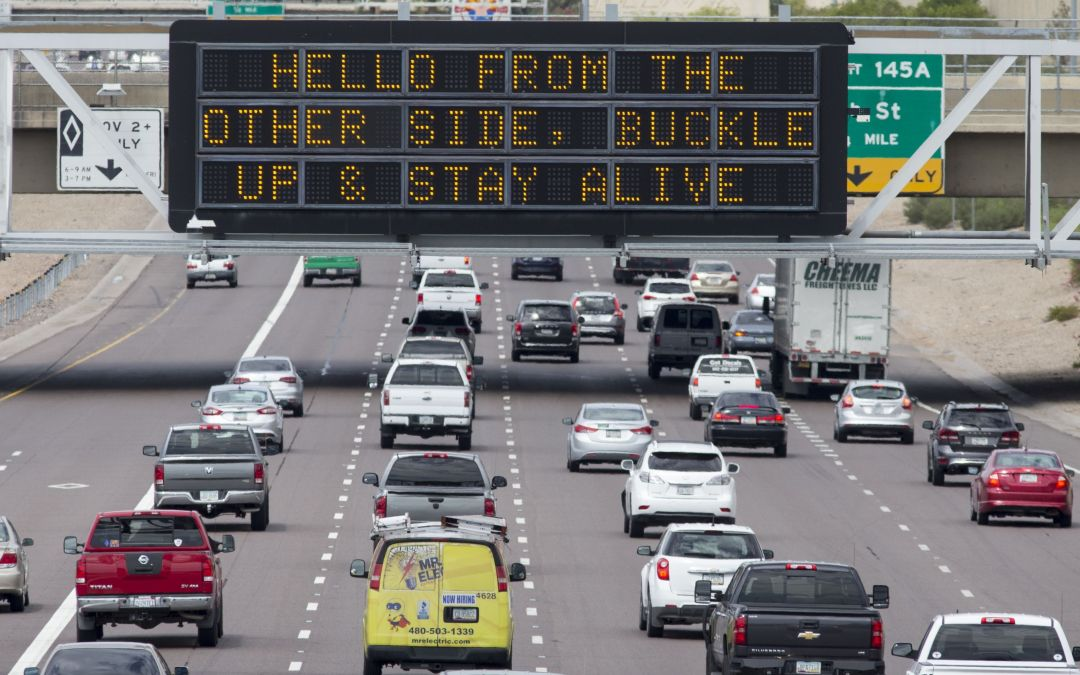 Pack your patience, ADOT says