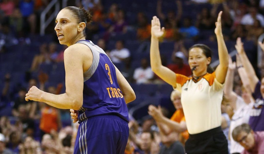 Phoenix Mercury blow out Dallas Wings in rematch with Diana Taurasi tying for WNBA career 3-point lead