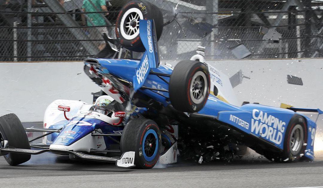 2017 Indy 500 live race blog: Alonso's engine lets go