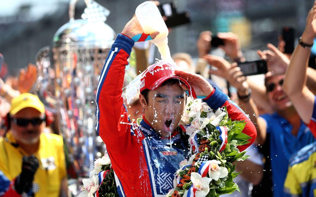 Takuma Sato wins 101st Indianapolis 500