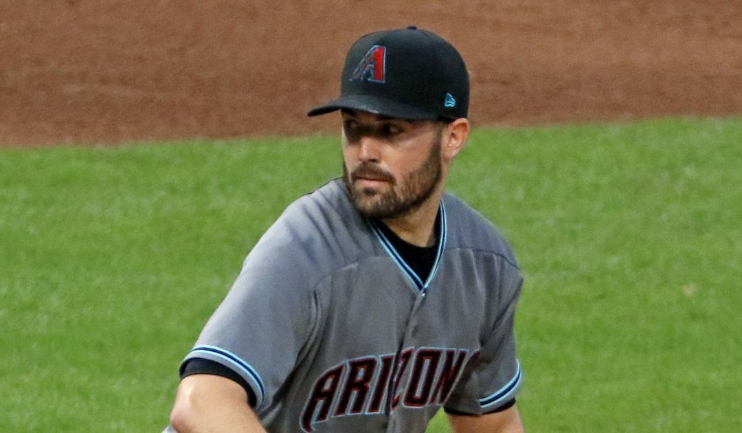 Diamondbacks' Robbie Ray fires first career shutout in win over Pirates