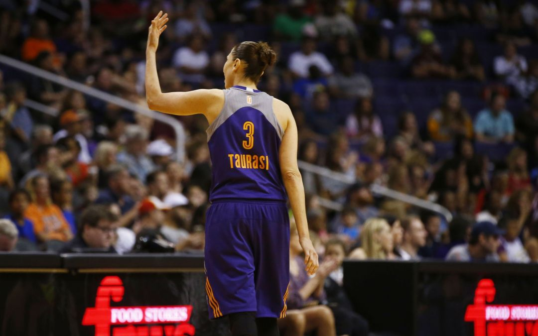 Mercury's Diana Taurasi breaks down Chapter 3 of Cavaliers-Warriors duel