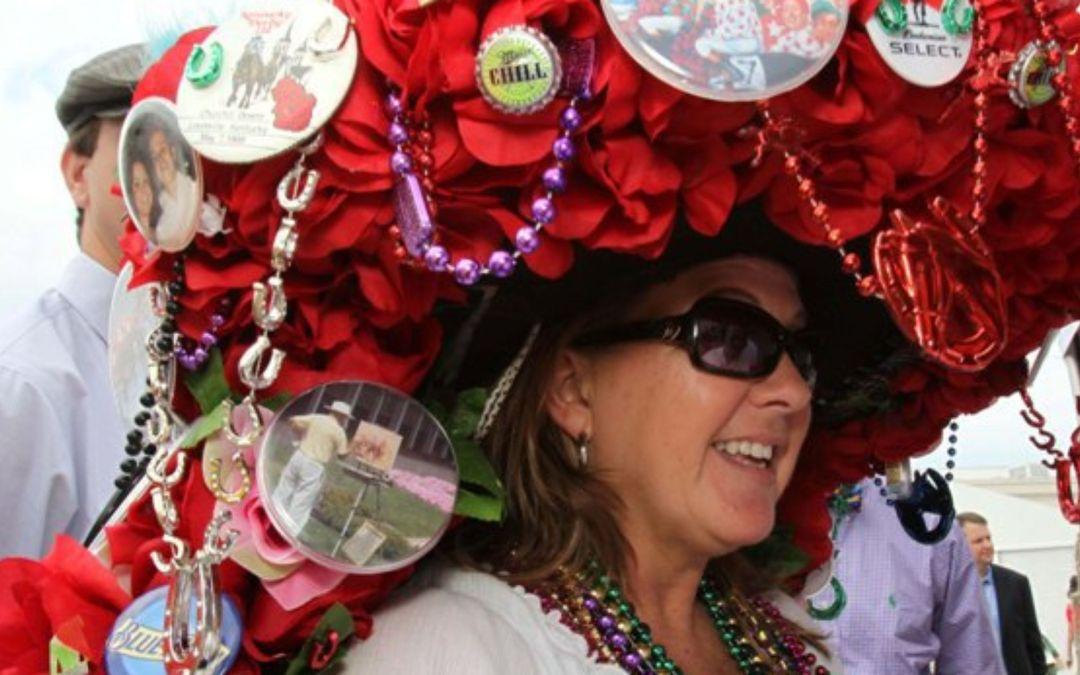 20 craziest hats we've seen at the Kentucky Derby