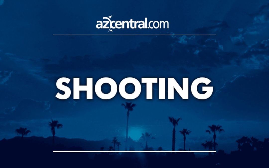 Man shot several times at west Phoenix intersection