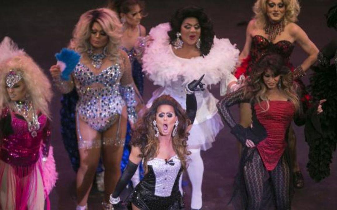 Miss Gay Arizona America Drag Queen