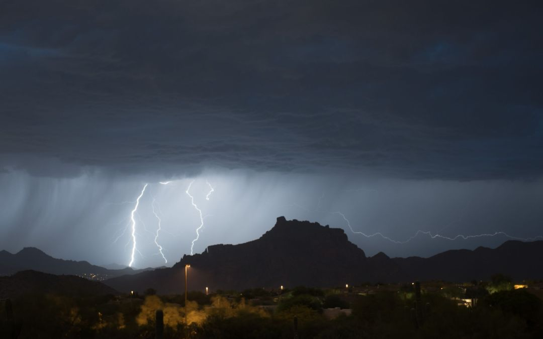 Arizona could see heavier monsoon rains as the planet warms