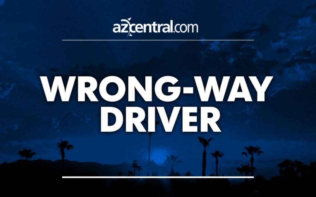 2 killed in wrong-way crash on Phoenix freeway