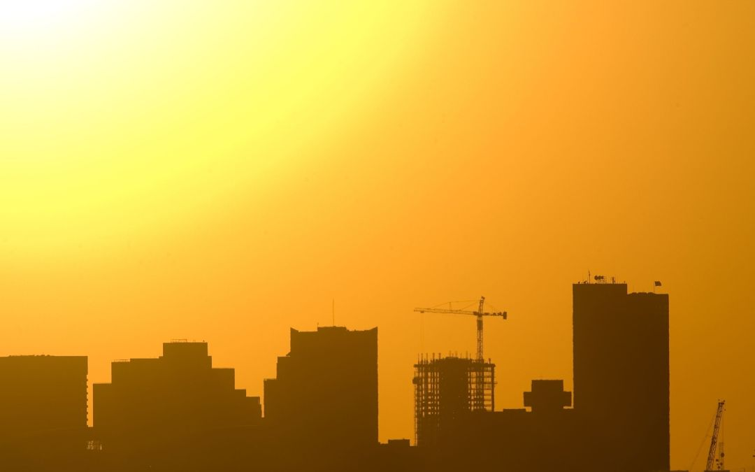 Heat has already killed two people in 2017