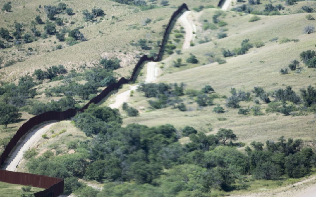 Environmental group targets border wall project, says prototypes will imperil desert species