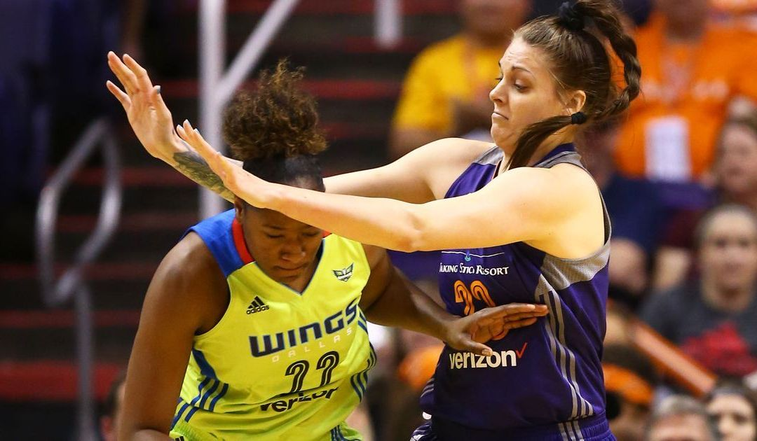 Mercury's defense, Diana Taurasi's 3-point chase highlight road game at Chicago