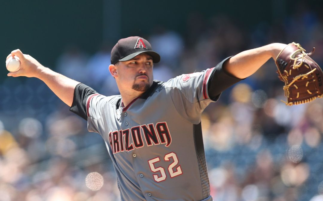 Zack Godley to start Saturday against the Brewers