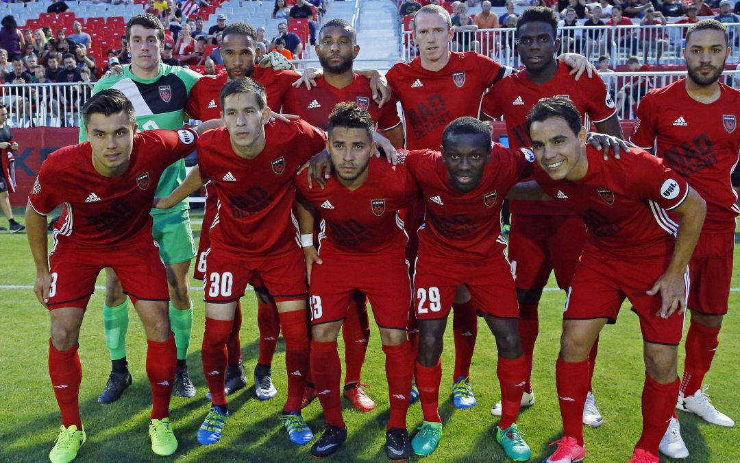 Rising to play third match in 11 days against OKC Energy FC