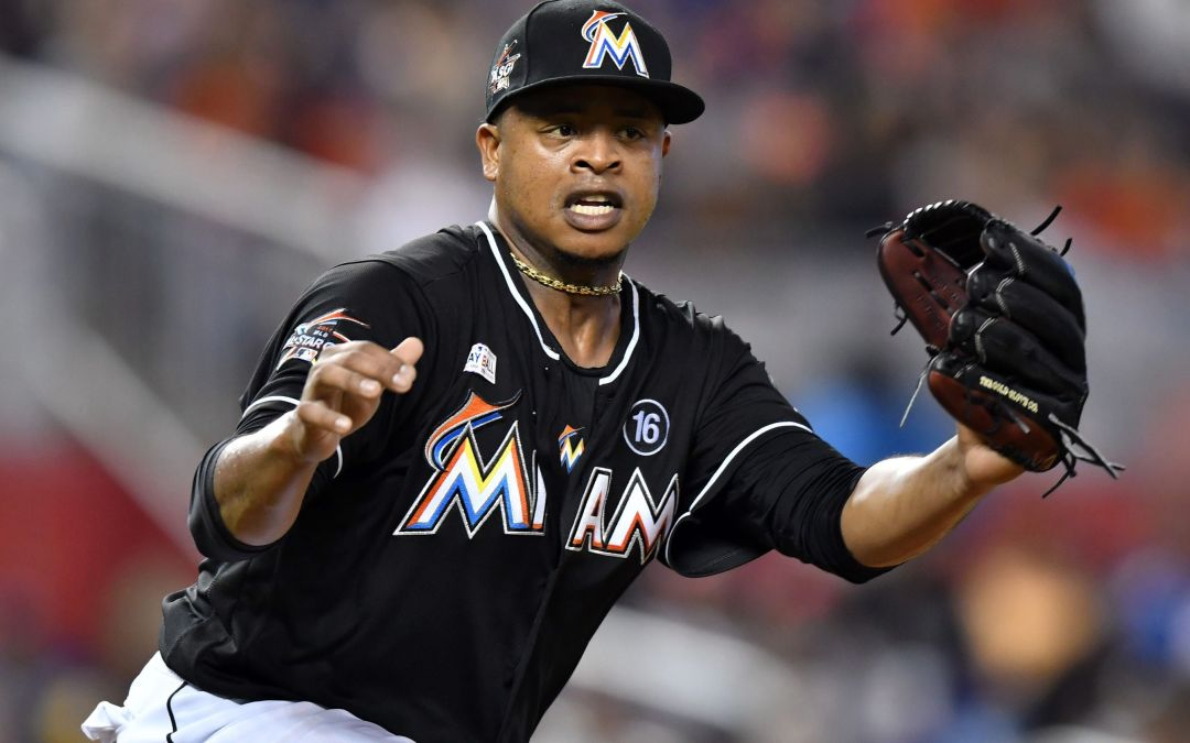 Edinson Volquez's emotional no-hitter sends 'goosebumps' from Miami to Kansas City
