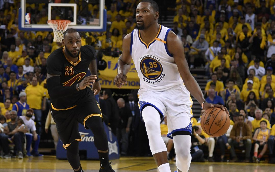Down 2-0 in Finals, Cavs haven't posed much threat to Warriors so far