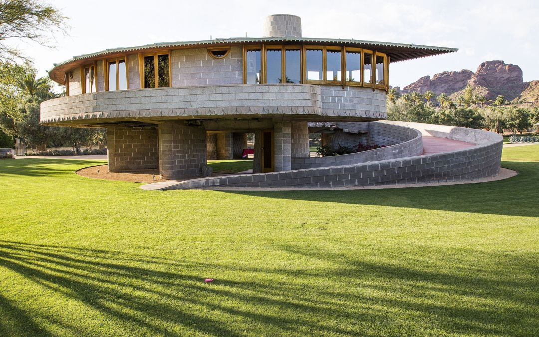 Arcadia home designed by Frank Lloyd Wright to be part of Taliesin architecture school