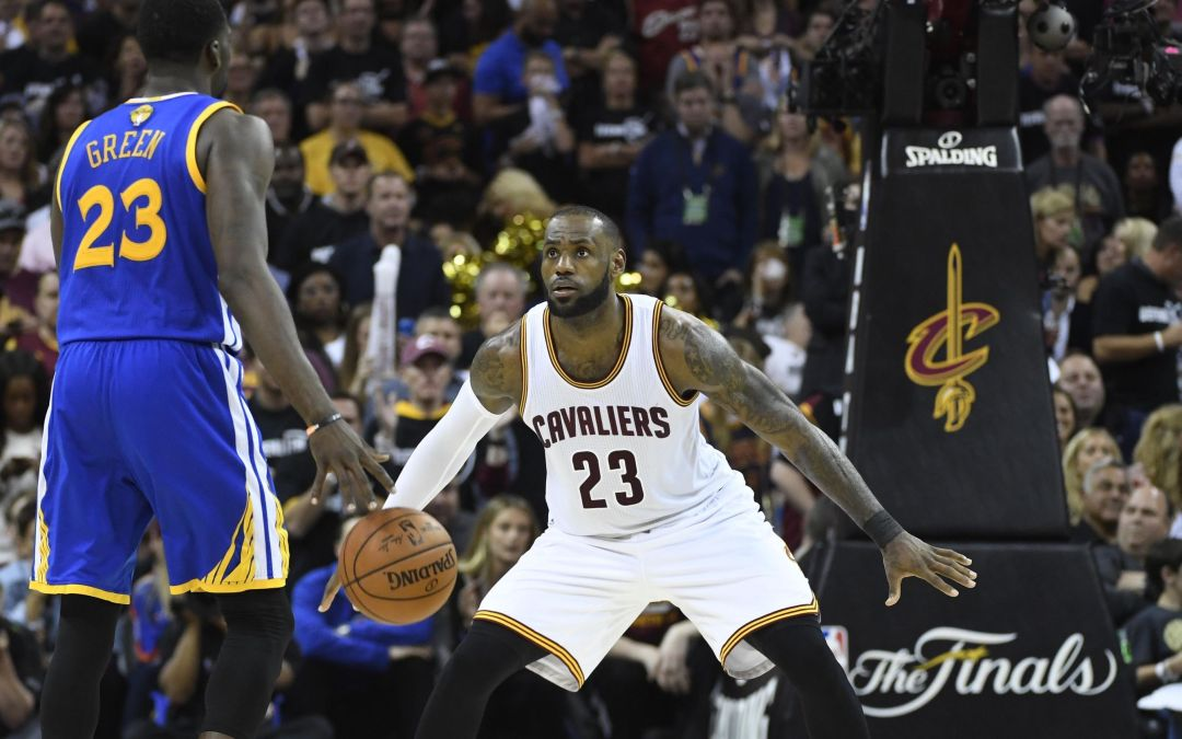Warriors' 3-1 lead over Cavaliers has similarities to last year's collapse