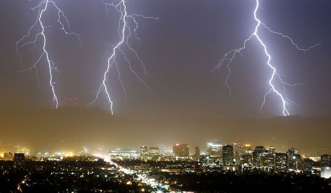 Not to worry, monsoon weather will reach Phoenix area — eventually