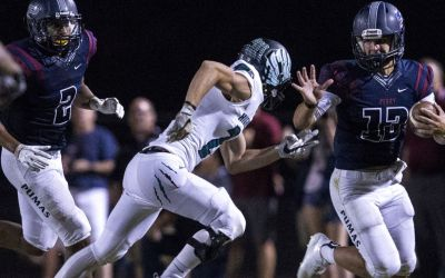 Perry High makes statement in rout of previously unbeaten Highland
