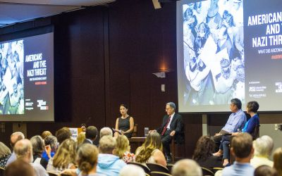 ASU panel cites parallels between WWII oppression, today's politics