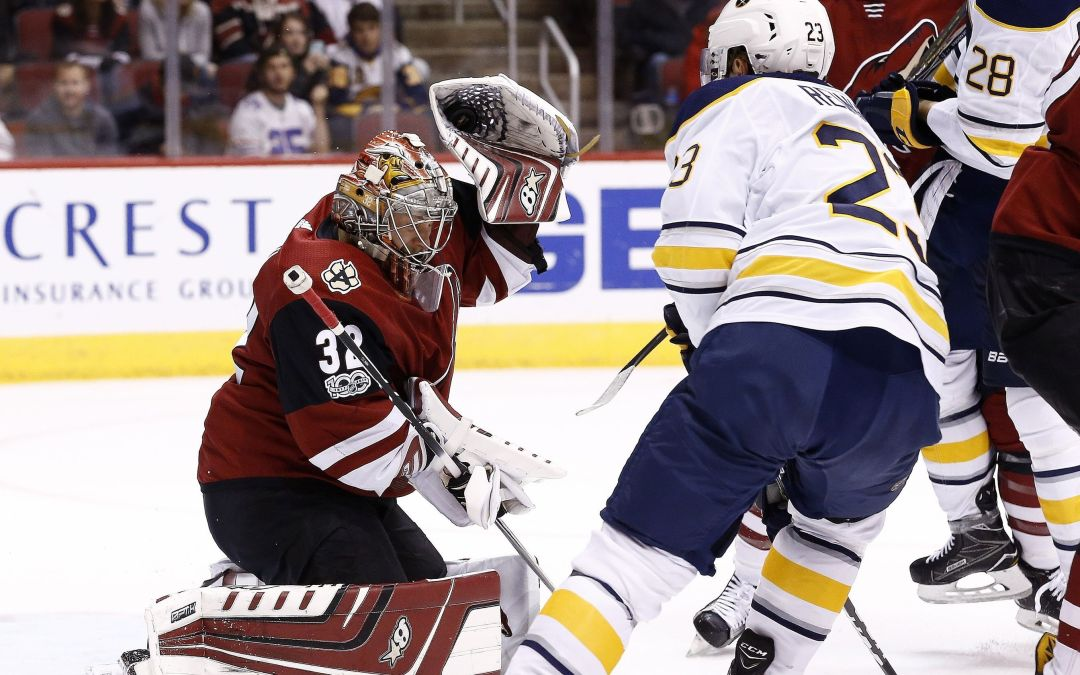 Arizona Coyotes Having Trouble Finishing Games Integrity Garage