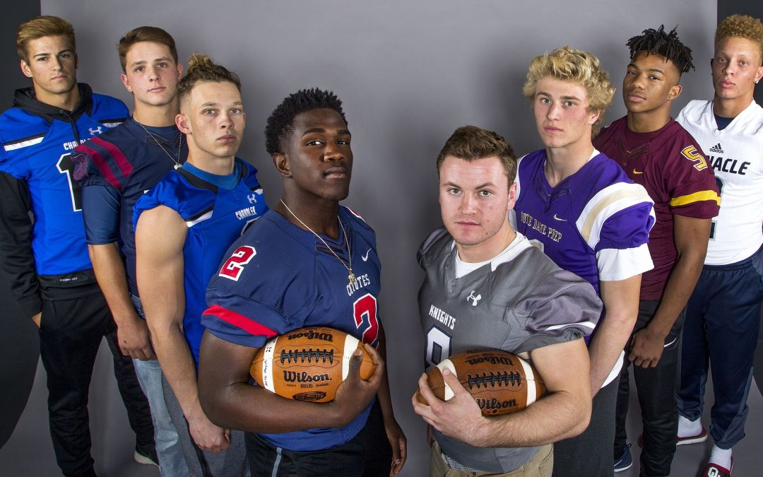 azcentral.com Sports Awards High School Football Player of the Year 2017 nominees