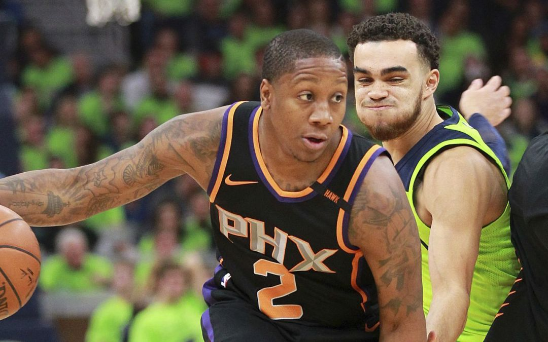 Isaiah Canaan leads Suns to improbable win over Timberwolves