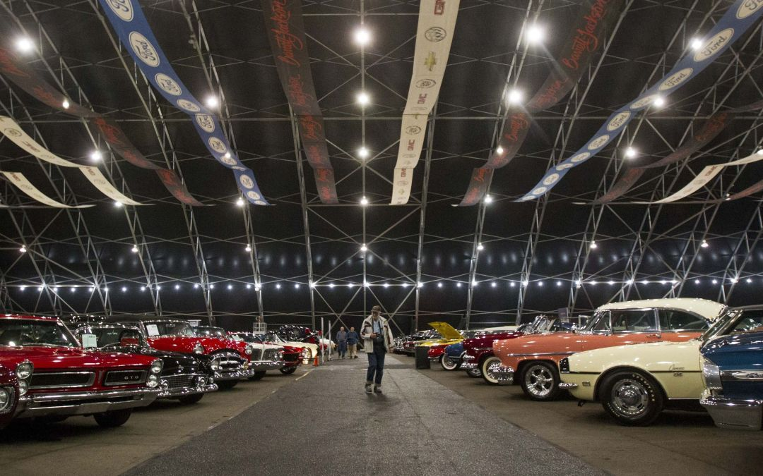 Barrett-Jackson and other collector-car auctions for Arizona Car ...