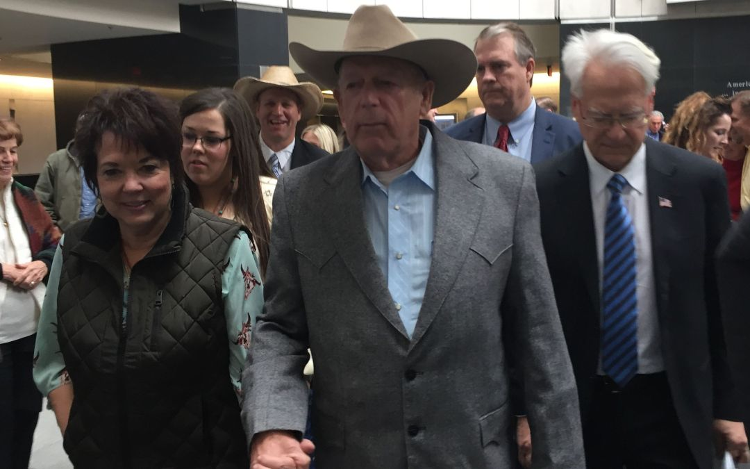 Bundy Ranch defendants want federal prosecutors in Nevada off the case