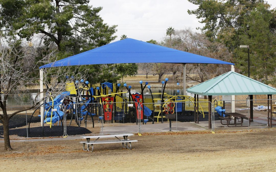 Fully accessible playground to open at Scottsdale's Chaparral Park