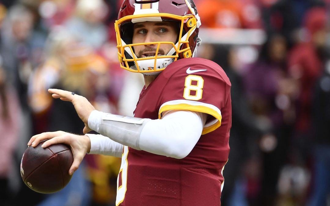 Kirk Cousins contract, salary information